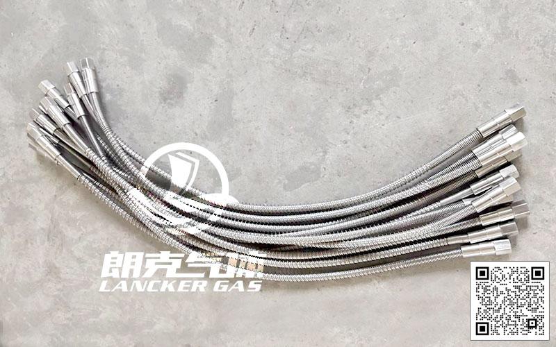 厂家定制 特殊气体316L高压金属软管